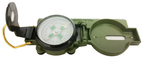 Lensatic Military Compass