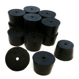 Rubber Stoppers, 1-Hole