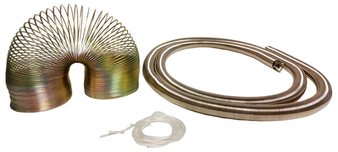 Wave Demonstration Set – Snaky Spring, Helix Slinky, and String