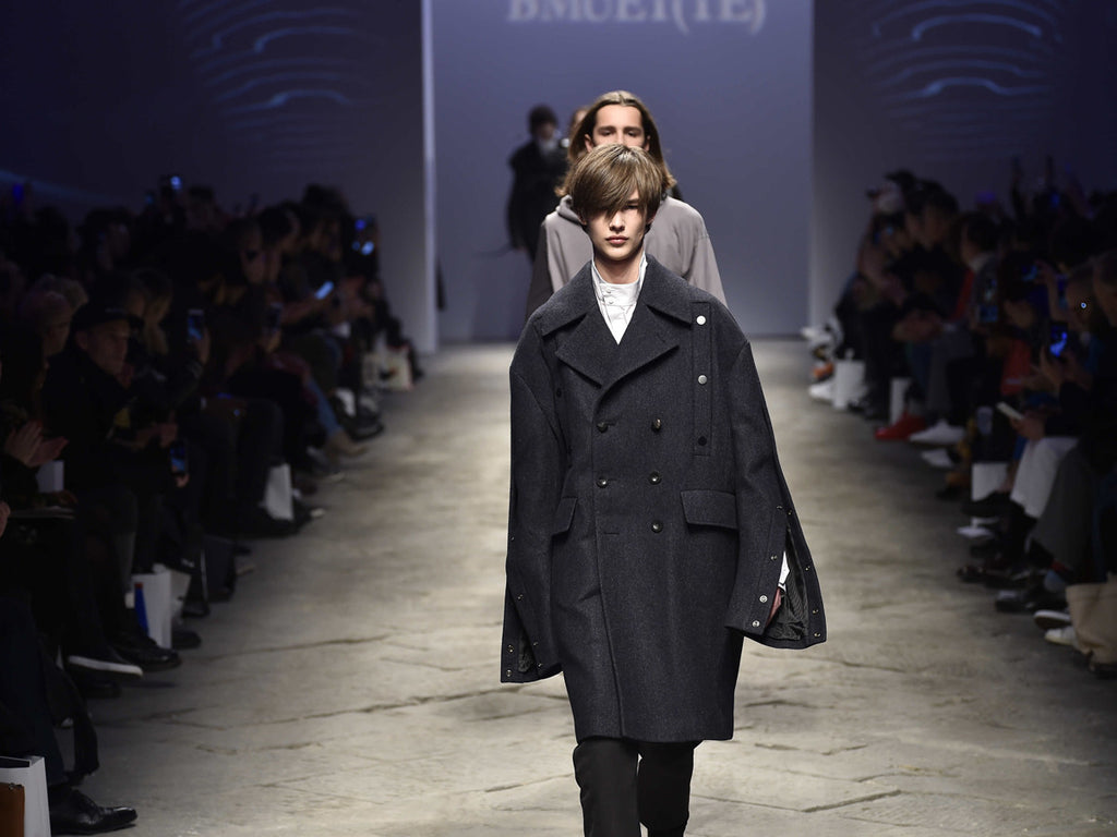 BMUET(TE) AW17 at Pitti Uomo in Milan