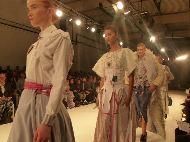 Graduate Fashion Week: Edinburgh