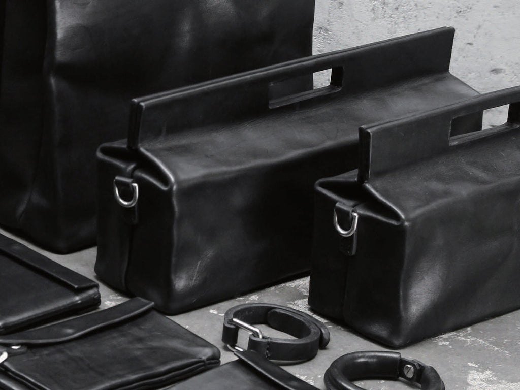 Edgar Yao Leather Accessories