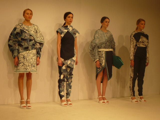 Graduate Fashion Week: Bath Spa