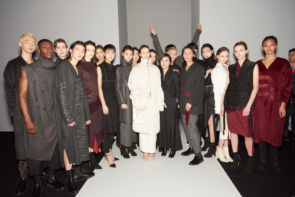 Backstage: Soulpot Studio Seoul Fashion Week