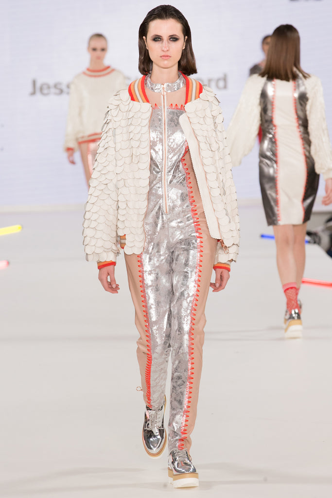 Graduate Fashion Week 2017: Manchester School of Arts Jessica Strawford - Erebus