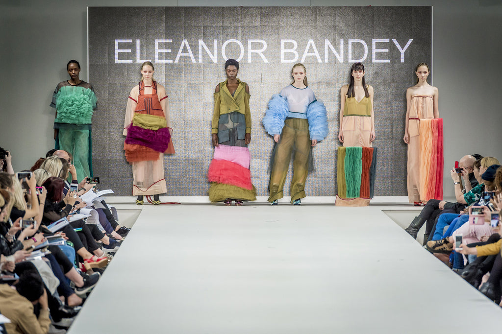 Graduate Fashion Week 2017: De Montfort University Eleanor Brandey - Erebus