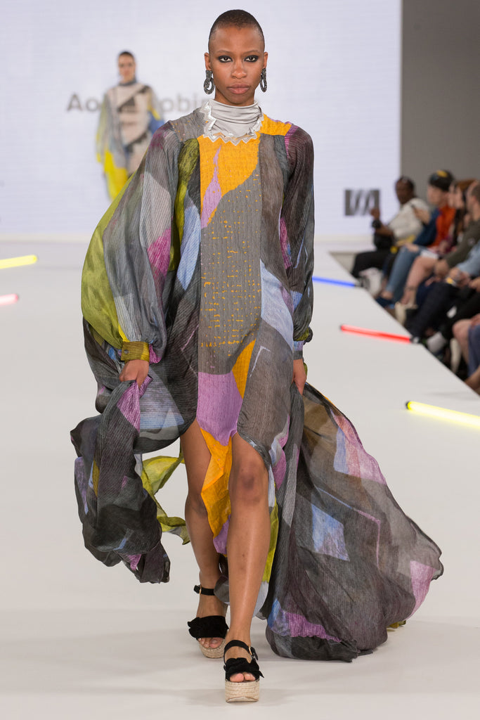 Graduate Fashion Week 2017: Manchester School of Arts Aoife Robinson - Erebus
