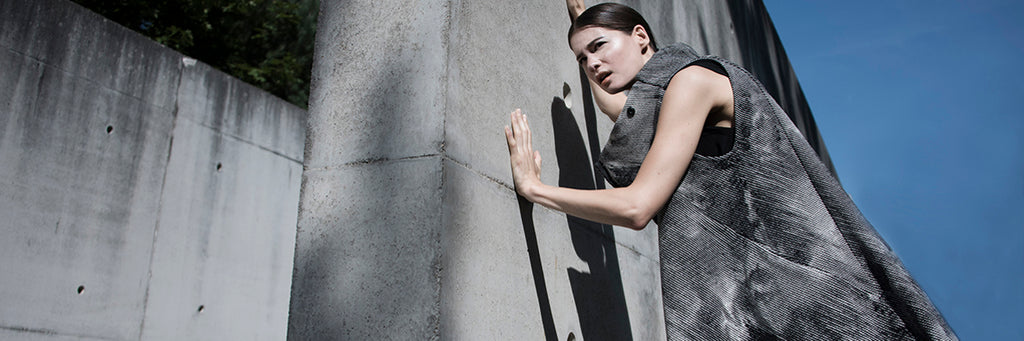 Shop emerging genderless, agender slow fashion brands at Erebus