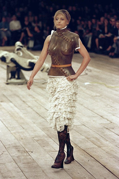Disability in Fashion Alexander McQueen Aimee Mullins