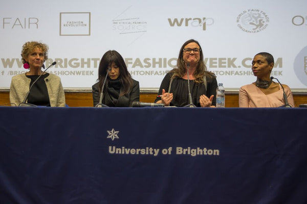 Brighton Fashion Week: The Talks Future Fashion Panel