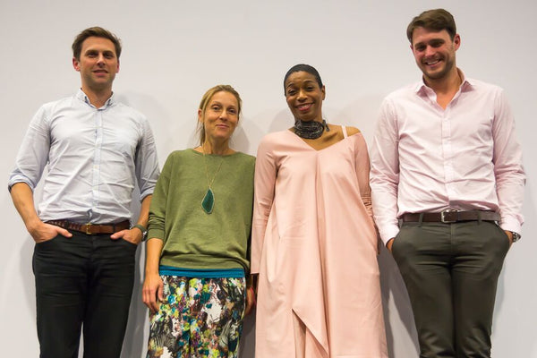 Brighton Fashion Week: The Talks SCAP Speakers