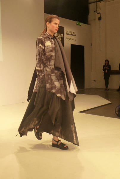 Graduate Fashion Week Edinburgh Constanze Bachmann
