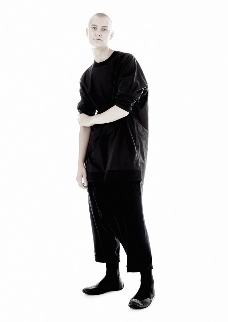 Emerging innovative unisex label Barbara Alan Spring Summer 2017 - Erebus