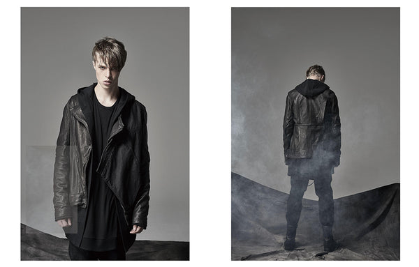 Chaos From Undermind Fugacious Autumn Winter 2016 - Erebus