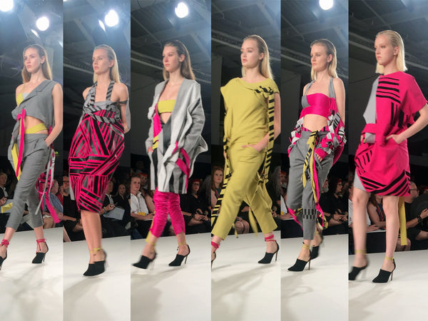 Ravensbourne University Graduate Fashion Week Emma Peddle - Erebus