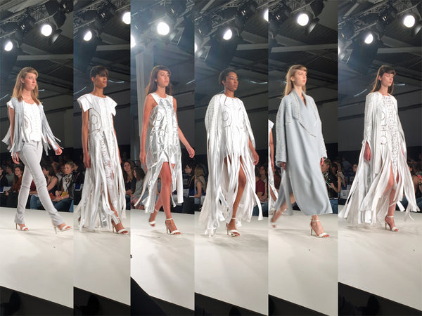 Graduate Fashion Week 2016 Edinburgh College of Art Lorn Jean - Erebus