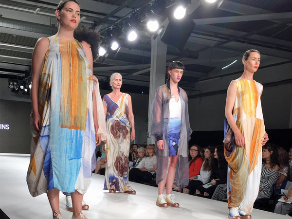 Arts University Bournemouth AUB Graduate Fashion Week Rebecca Jenkins - Erebus