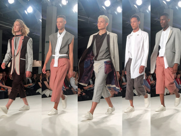 Ravensbourne University Graduate Fashion Week Fiona Rogers - Erebus
