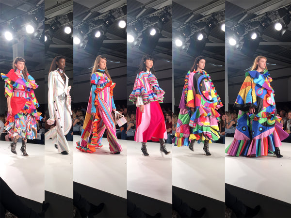 Graduate Fashion Week 2016 Edinburgh College of Art Megan Jane Mitchell - Erebus