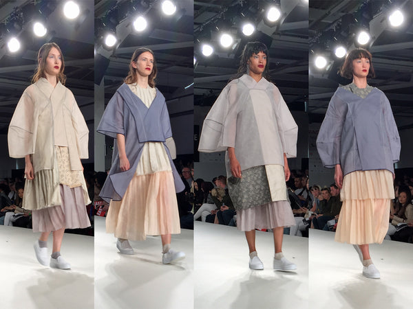 University of East London UEL Graduate Fashion Week Thi Hang Doan - Erebus