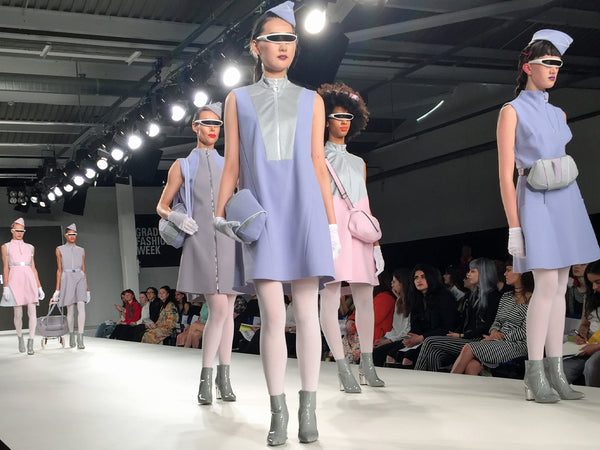 Arts University Bournemouth AUB Graduate Fashion Week Aimee Willsher - Erebus