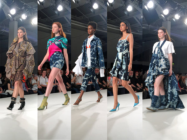 Ravensbourne University Graduate Fashion Week Thomas Wulbern - Erebus