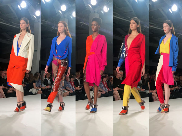 Ravensbourne University Graduate Fashion Week Victoria Daw - Erebus