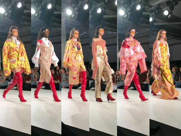 Graduate Fashion Week 2016 Edinburgh College of Art Som Kerdsiri - Erebus