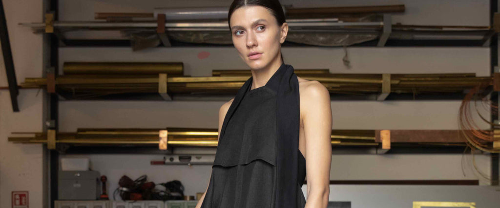 Shop Conscious Zero Waste Womenswear Designer Cora Bellotto at Erebus