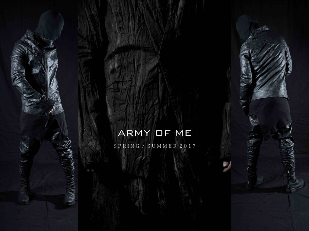 Army of Me Spring Summer 2017 - Erebus