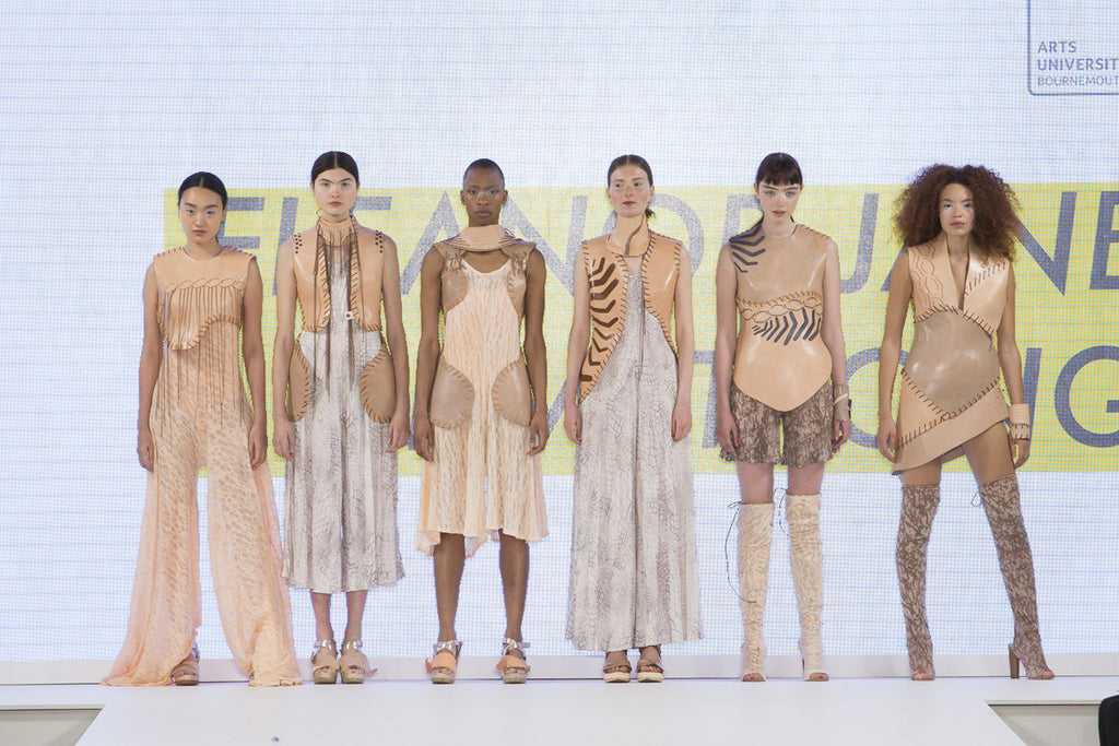Graduate Fashion Week 2017: Arts University Bournemouth - Erebus