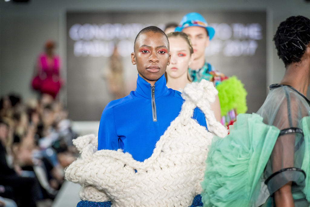 Graduate Fashion Week 2017: De Montfort University - Erebus