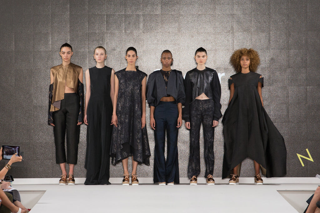 Graduate Fashion Week 2017: Norwich University of Arts - Erebus