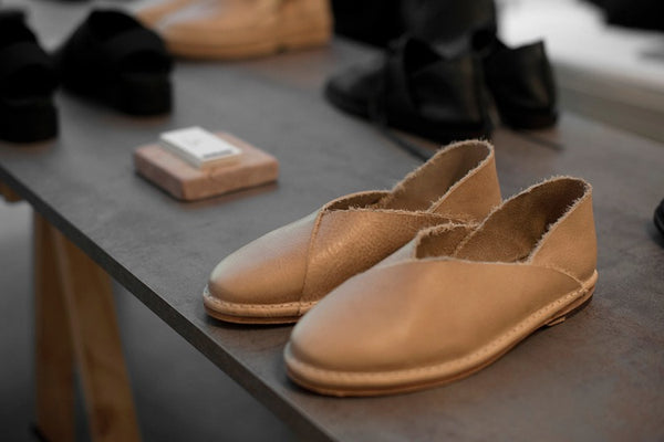 Petrucha sustainable footwear - Erebus