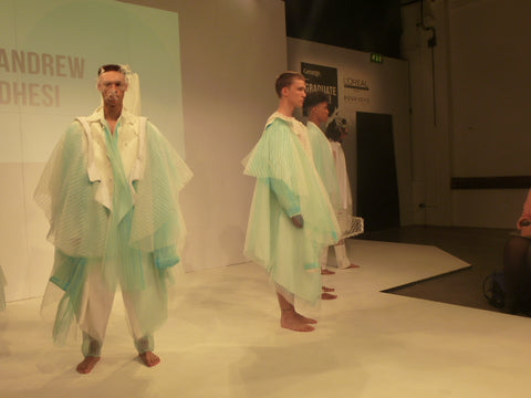 Graduate Fashion Week Edinburgh Andrew Dhesi