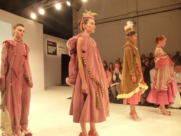 Graduate Fashion Week Edinburgh Heather Dooley