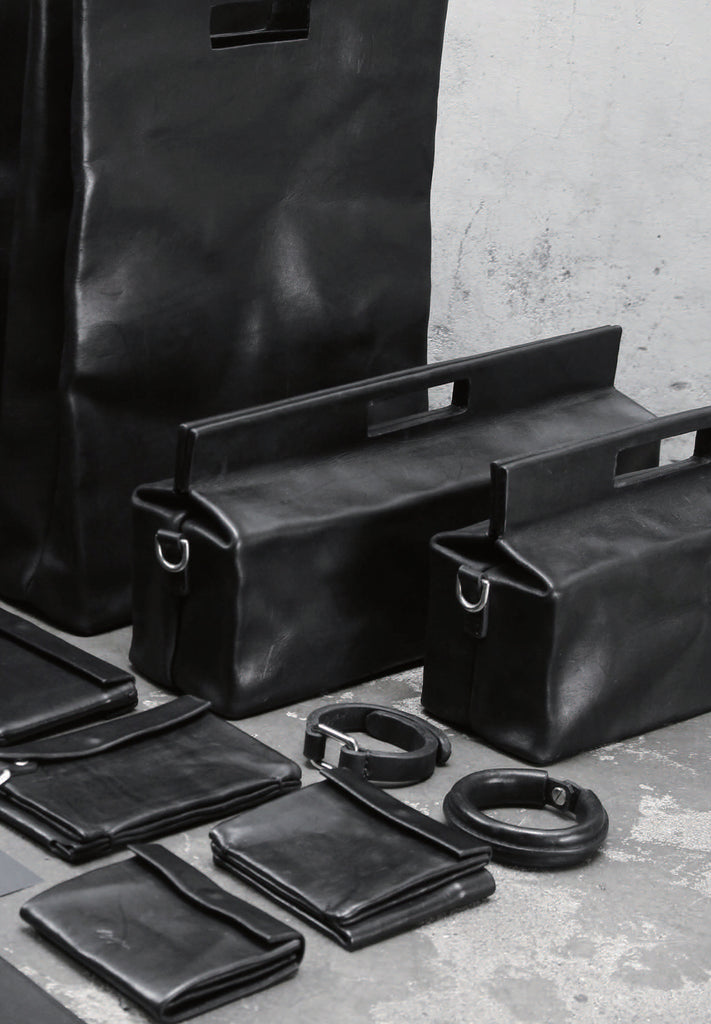 Edgar Yao Leather Accessories - Erebus