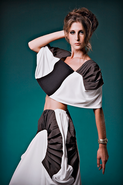 Emerging Designer: Farrah Floyd | EREBUS Graduate Collection