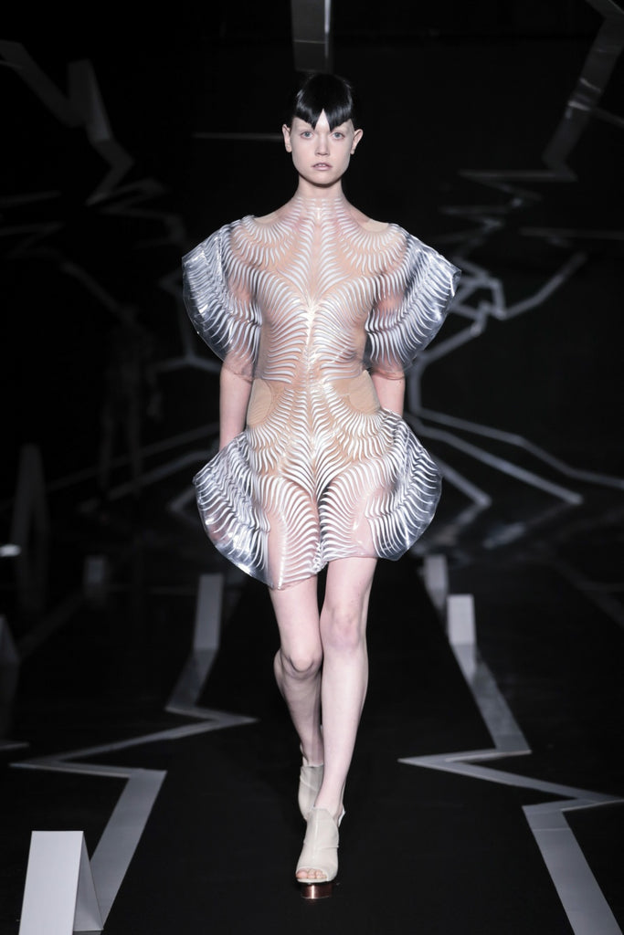 Between The Lines: Iris Van Herpen X Carolin Holzhuber - Erebus