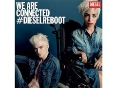Disability in Fashion Jillian Mercado in Diesel Campaign