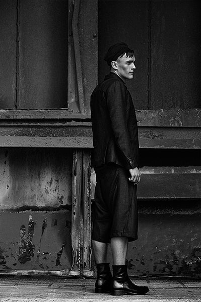 Leon Louis SS16 Uncontested Ritualism | EREBUS