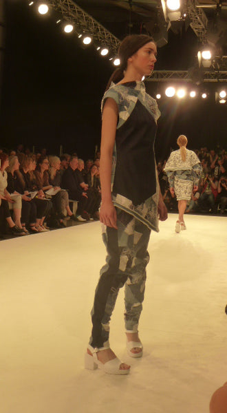 Graduate Fashion Week Bath Spa Laura Mallows