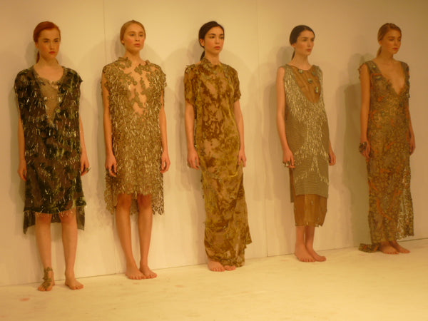 Graduate Fashion Week Bath Spa Rebekah March