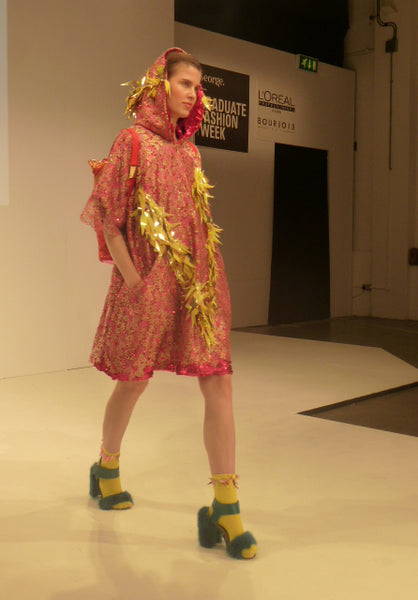 Graduate Fashion Week Edinburgh Kiki McKenzie