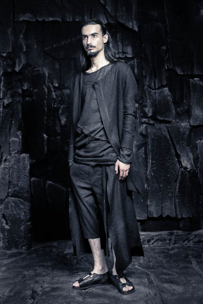 Minoar SS16 Menswear Crust of the Moon