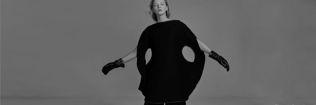 Shop emerging dark luxury slow fashion designer Pavlina Jauss at Erebus