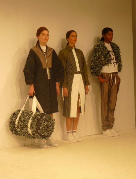 Graduate Fashion Week Bath Spa Ashley Patterson