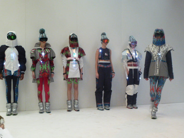 Graduate Fashion Week Bath Spa Holly Pendlebury