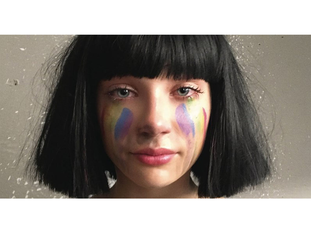 Maddie Ziegler from Sia's The Greatest music video - Erebus