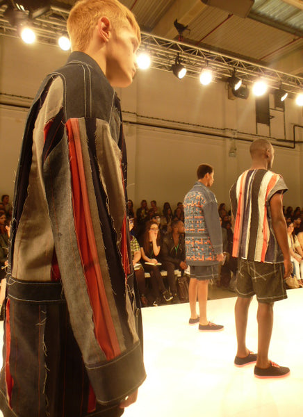 Graduate Fashion Week Bath Spa Kenneth Susaya